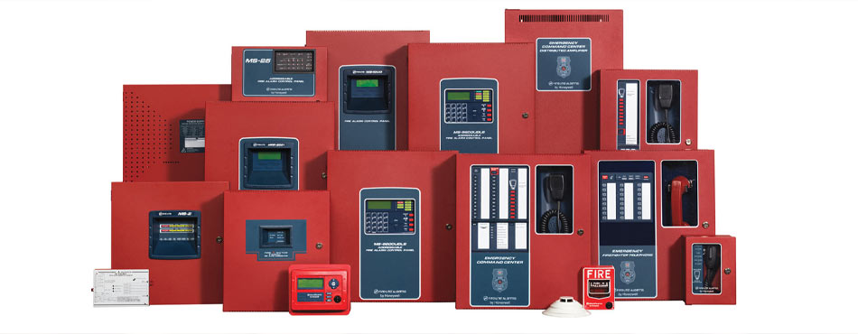 Fire Alarm and Protection Systems