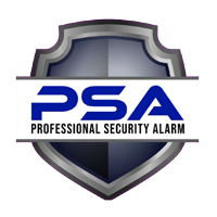 Professional Security Alarm logo